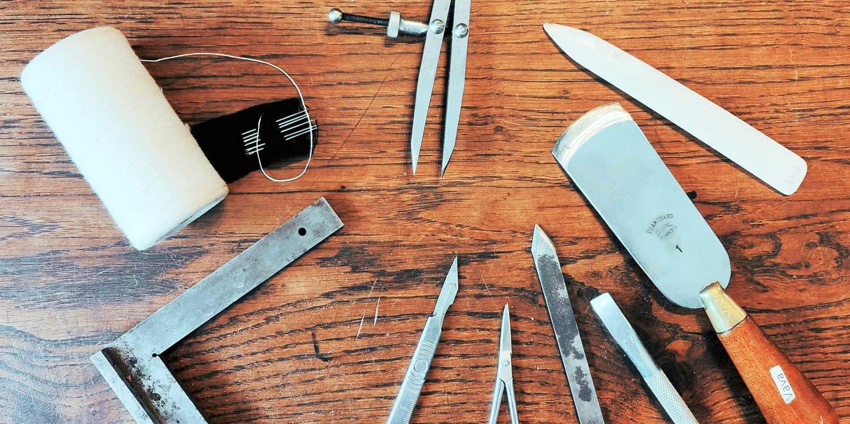 kokelico-outils relieur