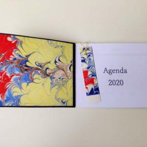 agenda-2020-reliure-japonaise-marbre