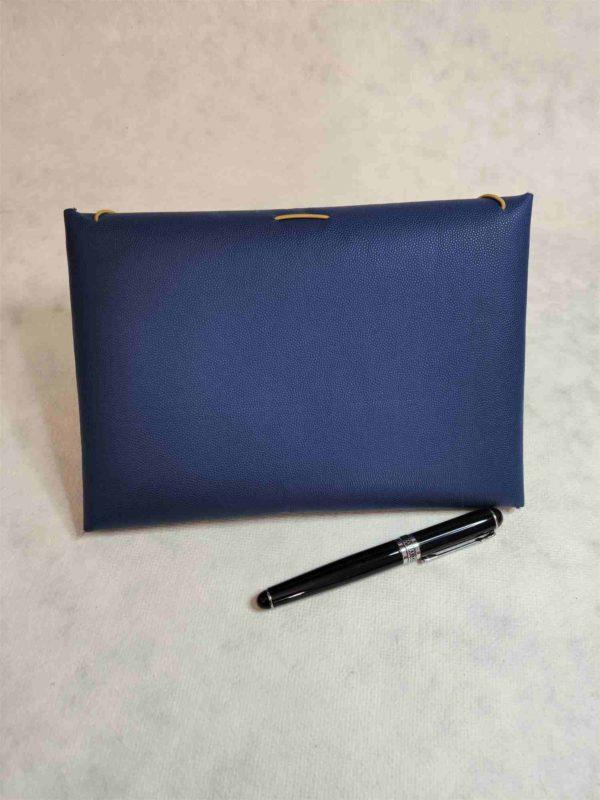 organizer pochette cuir organisateur de sac