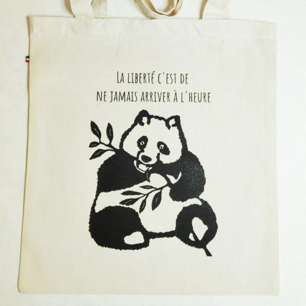 tote-bag-coton-panda-liberte